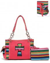 SER28469C(COR)-wholesale-handbag-pouch-bag-set-cross-serape-multicolor-stripe-canvas-fabric-leatherette-concealed(0).jpg