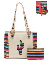 SER5434(IV)-wholesale-handbag-pouch-bag-set-cactus-serape-multicolor-stripe-canvas-fabric-leatherette-concealed(0).jpg
