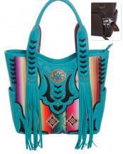 SER65376(TQ)-wholesale-handbag-serape-aztec-turquoise-silver-concho-fringe-concealed-western-leatherette-studs(0).jpg