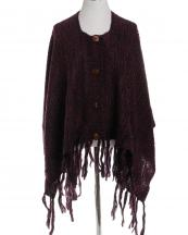 SJP162(BER)-wholesale-poncho-two-tone-embossing-knitted-button-closure-tassel-fringe-one-size-acrylic-(0).jpg