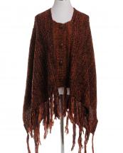 SJP162(RU)-wholesale-poncho-two-tone-embossing-knitted-button-closure-tassel-fringe-one-size-acrylic-(0).jpg
