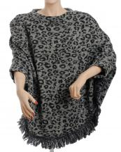 SJP189(GY)-wholesale-poncho-leopard-fringe-one-size-polyester-spandex-warm-put-in-arms-design-animal(0).jpg