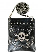 SK2030W105325(BK)-wholesale-cross-body-bag-messenger-bag-rhinestones-belt-buckle-magnetic-snap-leather-skull-crocodile(0).jpg