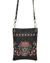 SK2066W117(BK)-wholesale-messenger-bag-sugar-skull-floral-multicolor-embroidery-alligator-rhinestone-stud-western(0).jpg