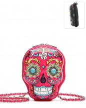 SKSS5405(FU)-S31-wholesale-messenger-bag-3d-sugar-skull-box-shape-multicolor-floral-turquoise-stone-rhinestone-concho(0).jpg