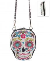 SKSS5405(WT)-wholesale-messenger-bag-3d-sugar-skull-box-shape-multicolor-floral-turquoise-stone-rhinestone-concho(0).jpg