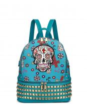 SKU115449L(TL)-Size(L)-S06-wholesale-backpack-sugar-skull-floral-cross-multi-color-leatherette-rhinestones-studs-compartment(0).jpg