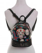 SKU115449S(BK)-wholesale-backpack-sugar-skull-floral-cross-multi-color-leatherette-rhinestones-studs-compartment(0).jpg