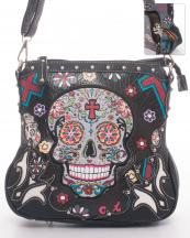 SKU4200(BK)-wholesale-faux-leather-concealed-carry-gun-handbag-studded-western-sugar-skull-floral--(0).jpg