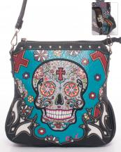 SKU4200(TL)-wholesale-faux-leather-concealed-carry-gun-handbag-studded-western-sugar-skull-floral--(0).jpg