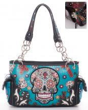 SKU48469(TL)-wholesale-faux-leather-concealed-carry-gun-handbag-studded-western-sugar-skull-floral--(0).jpg