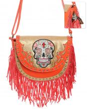 SKU65300F(COR)-wholesale-handbag-leatherette-sugar-skull-fringe-cross-floral-rhinestone-studs-multi-color-snake(0).jpg