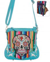 SKU9200(TL)-wholesale-messenger-bag-sugar-skull-serape-multicolor-floral-cross-rhinestone-silver-studs-canvas-(0).jpg