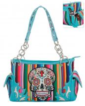 SKU98469(TL)-wholesale-handbag-sugar-skull-multicolor-serape-floral-cross-stripe-studs-rhinestone-concealed-chain(0).jpg