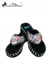 SSS014(BK)-(SET-8PCS)-MW-wholesale-flip-flops-8pc-set-montana-west-delila-embroidered-leather-indian-head-rhinestone-multi(0).jpg