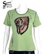 ST601(KW)-SIZE(XS)-MW--wholesale-montana-west-t-shirt-embroidered-indian-warrior-beaded-cotton-spandex-rhinestones(0).jpg