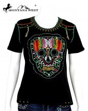 ST608(BK)-SIZE(XS)-MW--wholesale-montana-west-t-shirt-embroidered-sugar-skull-beaded-cotton-spandex-rhinestones(0).jpg