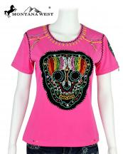 ST608(PK)-SIZE(L)-MW--wholesale-montana-west-t-shirt-embroidered-sugar-skull-beaded-cotton-spandex-rhinestones(0).jpg