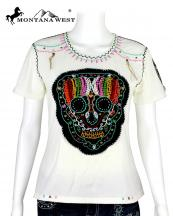 ST608(WT)-SIZE(XL)-MW--wholesale-montana-west-t-shirt-embroidered-sugar-skull-beaded-cotton-spandex-rhinestones(0).jpg