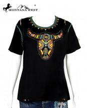 ST609(BK)-SIZE(XS)-MW--wholesale-montana-west-t-shirt-embroidered-bull-skull-beaded-cotton-spandex-rhinestones(0).jpg