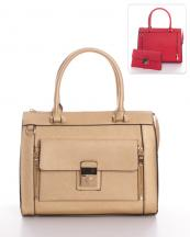 T1254(GD)-wholesale-leatherette-faux-handbag-solid-plain-zipper-handles-clutch-(0).jpg