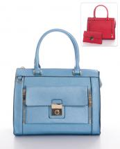 T1254(LBL)-wholesale-leatherette-faux-handbag-solid-plain-zipper-handles-clutch-(0).jpg