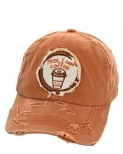 T13COF01(TOG)-wholesale-cap-coffee-first-i-need-disposable-cup-circle-good-embroidery-vintage-torn-cotton-baseball(0).jpg