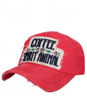 T13COF03(COR)-wholesale-cap-coffee-is-my-spirit-animal-cup-bean-embroidered-baseball-vintage-torn-stitch-cotton(0).jpg