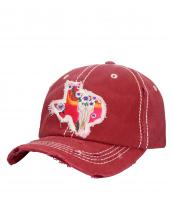 T13COW01(BUR)-wholesale-cap-texas-longhorn-steer-skull-embroidered-multicolor-vintage-torn-stitch-baseball-cotton(0).jpg