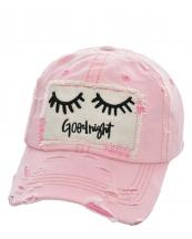T13GNT01(PK)-wholesale-cap-good-night-eyelash-closed-sleepy-eyes-embroidered-stitch-vintage-torn-baseball-cotton(0).jpg