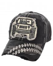 T13JEP01(BK)-wholesale-cap-hair-do-not-care-jeep-logo-car-tire-track-emboss-embroidered-vintage-baseball-cotton(0).jpg