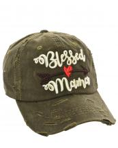 T13MOM05(OV)-wholesale-cap-bless-mama-arrow-heart-emboss-embroidered-multi-color-vintage-torn-baseball-cotton(0).jpg