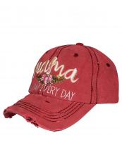 T13MOM06(BUR)-wholesale-cap-happy-mama-floral-all-day-every-embroidered-vintage-torn-stitch-baseball-cotton(0).jpg