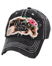 T13MOM22(BK)-wholesale-cap-mama-bear-baby-cub-outlined-leopard-floral-embroidery-baseball-vintage-torn-multicolor(0).jpg