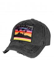 T13PAR01(BK)-wholesale-cap-paradise-beach-waves-moon-palm-tree-sunset-embroidery-vintage-torn-stitch-baseball(0).jpg
