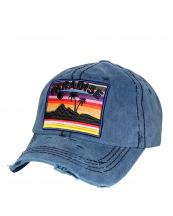 T13PAR01(NV)-wholesale-cap-paradise-beach-waves-moon-palm-tree-sunset-embroidery-vintage-torn-stitch-baseball(0).jpg