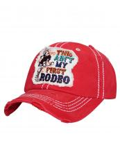 T13ROD03(RD)-wholesale-cap-first-rodeo-bronc-riding-cowboy-horse-embroidered-baseball-vintage-torn-cotton-multi(0).jpg