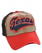 T13TEX01(KHABKRD)-wholesale-cap-texas-three-color-baseball-hat-embossnembroidered-stitch-vintage-torn-cotton-denim(0).jpg