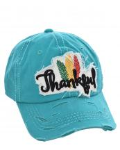 T13THK05(TQ)-wholesale-cap-thankful-feather-multi-color-baseball-embroidered-vintage-torn-stitch-cotton-hook-loop(0).jpg