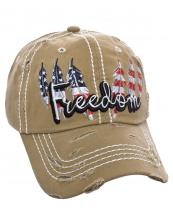 T13USA03(KHA)-wholesale-cap-freedom-american-flag-usa-star-stripe-feather-cotton-vintage-torn-embroidered-baseball(0).jpg
