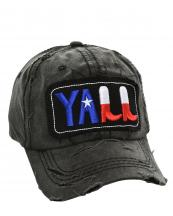 T13YAL01(BK)-wholesale-cap-baseball-yall-texas-flag-star-blue-red-white-embroidered-vintage-torn-cotton-multi(0).jpg