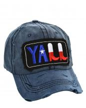 T13YAL01(NV)-wholesale-cap-baseball-yall-texas-flag-star-blue-red-white-embroidered-vintage-torn-cotton-multi(0).jpg