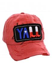 T13YAL01(RD)-wholesale-cap-baseball-yall-texas-flag-star-blue-red-white-embroidered-vintage-torn-cotton-multi(0).jpg