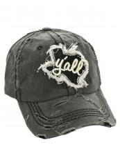 T13YAL02(BK)-W10-wholesale-baseball-cap-y-all-texas-state-cotton-vintage-torn-emboss-embroidered-hook-loop-closure(0).jpg