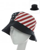 TA7688(BK)-wholesale-bucket-hat-american-flag-usa-stars-striped-reversible-solid-color-one-size-cotton(0).jpg