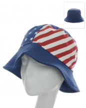 TA7688(BL)-wholesale-bucket-hat-american-flag-usa-stars-striped-reversible-solid-color-one-size-cotton(0).jpg