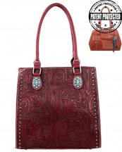 TR22GL8569(RD)-MW-wholesale-montana-west-handbag-western-genuine-leather-floral-studs-studded-tooled-concealed-carry-(0).jpg