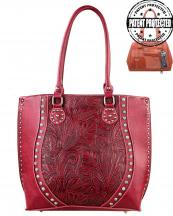 TR23G8570(RD)-MW-wholesale-montana-west-handbag-western-genuine-leather-floral-studs-studded-tooled-concealed-carry-(0).jpg