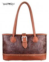 TR24L8394(BR)-MW-wholesale-montana-west-handbag-western-tooled-trinity-ranch-leather-floral-studs-floral-belt-buckle(0).jpg