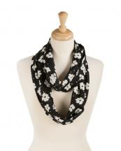 TS101(BK)-wholesale-colored-flower-floral-print-infinity-scarf-(0).jpg